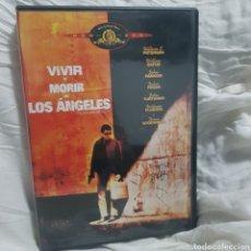 Cine: 15197 VIVIR Y MORIR EN LOS ANGELES - DVD SEGUNDAMANO. Lote 199174482