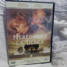 Cine: 15200 HEREDERAS LA TIERRA - DVD SEGUNDAMANO. Lote 199174510