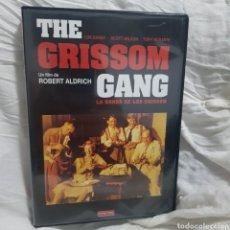 Cine: 15204 THE GRISSOM GANG - DVD SEGUNDAMANO. Lote 199174578