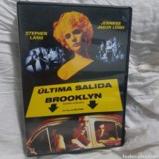 Cine: 15206 ÚLTIMA SALIDA BROOKLYN - DVD SEGUNDAMANO. Lote 199174620