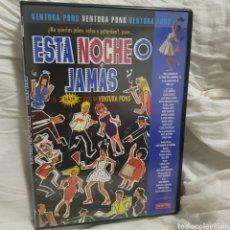 Cine: 15207 ESTA NOCHE O JAMÁS - DVD SEGUNDAMANO. Lote 199174632