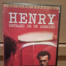 Cine: HENRY: RETRATO DE UN ASESINO. DVD NUEVO. Lote 199175233