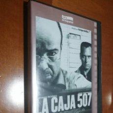 Cine: CAJA 507. DVD EN BUEN ESTADO. CAJA GRANDE. CARÁTULA MÁS PEQUEÑA DE CAJA ESTRECHA.. Lote 199175652