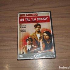 Cine: UN TAL LA ROCCA DVD JEAN-PAUL BELMONDO NUEVA PRECINTADA. Lote 213760671