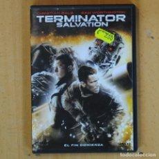 Cine: TERMINATOR SALVATION - DVD. Lote 199626916