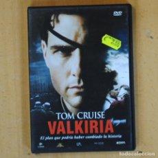 Cine: VALKIRIA - DVD. Lote 199626923