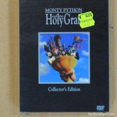 Cine: MONTY PYTHON AND THE HOLY GRAIL - VERSION ORIGINAL - DVD. Lote 199626927
