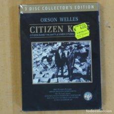 Cine: CITIZEN KANE / THE BATTLE OVER CITIZEN KANE - VERSION ORIGIANL SUBTITULOS COREANO - DVD. Lote 199626938
