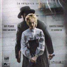 Cine: BRIMSTONE GUY PEARCE (PRECINTADO). Lote 199626977