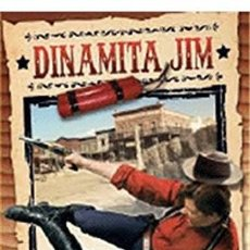 Cine: DINAMITA JIM (NUEVO). Lote 199626992