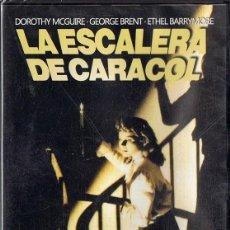 Cine: LA ESCALERA DE CARACOL DOROTHY MCGUIRE (PRECINTADO). Lote 199627092