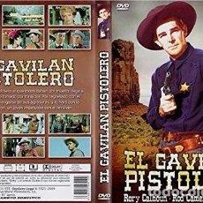 Cine: EL GAVILAN PISTOLERO - THE GUN HAWK (NUEVO). Lote 199627270