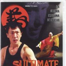Cine: ULTIMATE MASTER (NUEVO). Lote 199627911