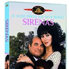 Cine: SIRENAS - RICHARD BENJAMIN . Lote 199628915