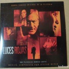 Cine: BSO ORIGINAL LUCES ROJAS CON ELIZABETH OLSEN Y ROBERT DENIRO Y CILLIAN MURPHY. CINE ESPAÑOL. Lote 199629247