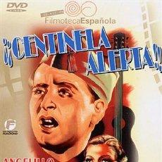 Cine: CENTILENA ALERTA - JOSÉ MARÍA LINARES RIVAS. Lote 199629288