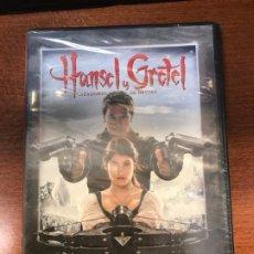 Cine: DVD HANSEL Y GRETEL CAZADORES DE BRUJAS NUEVO Y PRECINTADO. Lote 199682236