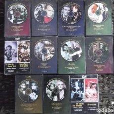 Cine: LOTE CON 22 PELÍCULAS EN 11 DVD. Lote 199739360