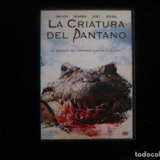 Cine: LA CRIATURA DEL PANTANO - DVD CASI COMO NUEVO. Lote 269842868
