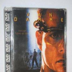 Cine: SOLDADO UNIVERSAL: EL RETORNO (JEAN CLAUDE VAN DAMME, BILL GOLDBERG) ** DVD CINE ACCION THRILLER . Lote 200060490