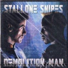 Cine: DEMOLITION MAN STALLONE & SNIPES (PRECINTADO). Lote 200265818