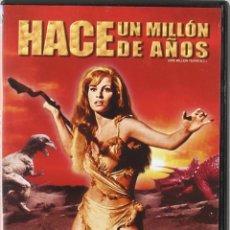 Cinéma: HACE UN MILLON DE AÑOS (RAQUEL WELCH) - DVD NUEVO Y PRECINTADO EDICION 20TH CENTURY FOX. Lote 217813660