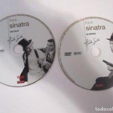 Cine: LOTE 2 DVD FRANK SINATRA DON DOLAR DE REPENTE. Lote 200372372