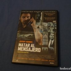 Cine: TEASLI DVD VIDEO. MATAR AL MENSAJERO.. Lote 200383196