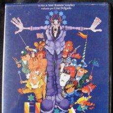 Cine: EL DESVAN DE LA FANTASIA DVD - CON EXTRAS - JOSE RAMON SANCHEZ - SUEVIA FILMS -. Lote 200522913