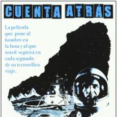 Cinema: CUENTA ATRAS (ROBERT ALTMAN)- DVD NUEVO Y PRECINTADO. Lote 213309108