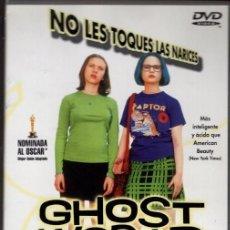 Cine: GHOST WORLD DVD (SCARLETT JOHANSSON + THORA BIRCH) .CUIDADO CON ELLAS !!..NOMINADA AL OSCAR. Lote 229977055