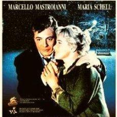 Cine: NOCHES BLANCAS (1957) DVD (NUEVO) FILM ITALIA - DIR. LUCHINO VISCONTI - MARCELLO MASTRONIANNI. Lote 201226036