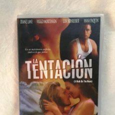 Cine: LA TENTACIÓN (1999) - VIGGO MORTENSEN, DIANE LANE, LIEV SCHREIBER. Lote 201357781