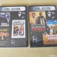 Cine: DVD CINE DE ACCIÓN. Lote 201520982