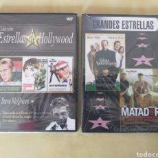Cine: DVD GRANDES ESTRELLAS. Lote 201530690