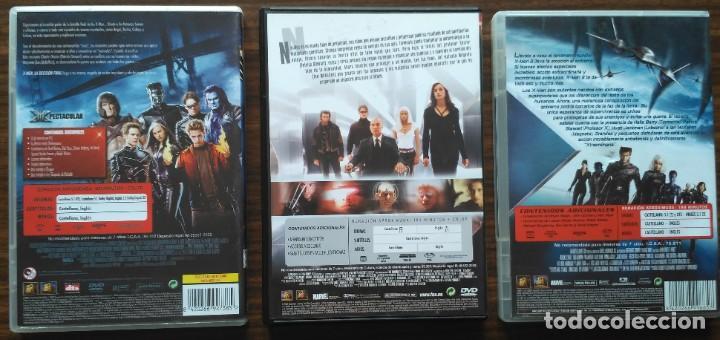 Cine: LOTE 3 PELICULAS DE X-MEN. - Foto 2 - 201990621