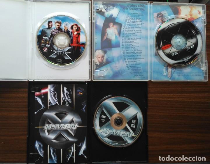 Cine: LOTE 3 PELICULAS DE X-MEN. - Foto 3 - 201990621