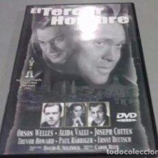 Cine: CINE DVD A 2 EUROS: EL TERCER HOMBRE - ORSON WELLES *IMPECABLE*. Lote 202344303