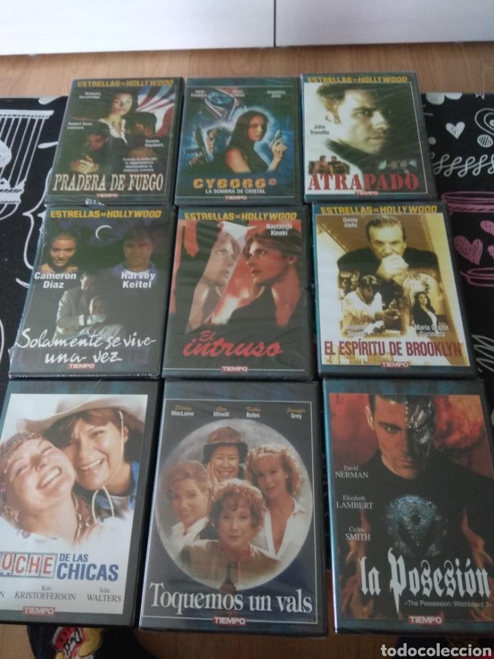 Cine: 18 peliculas dvd Coleccion Tiempo - Foto 3 - 202366902