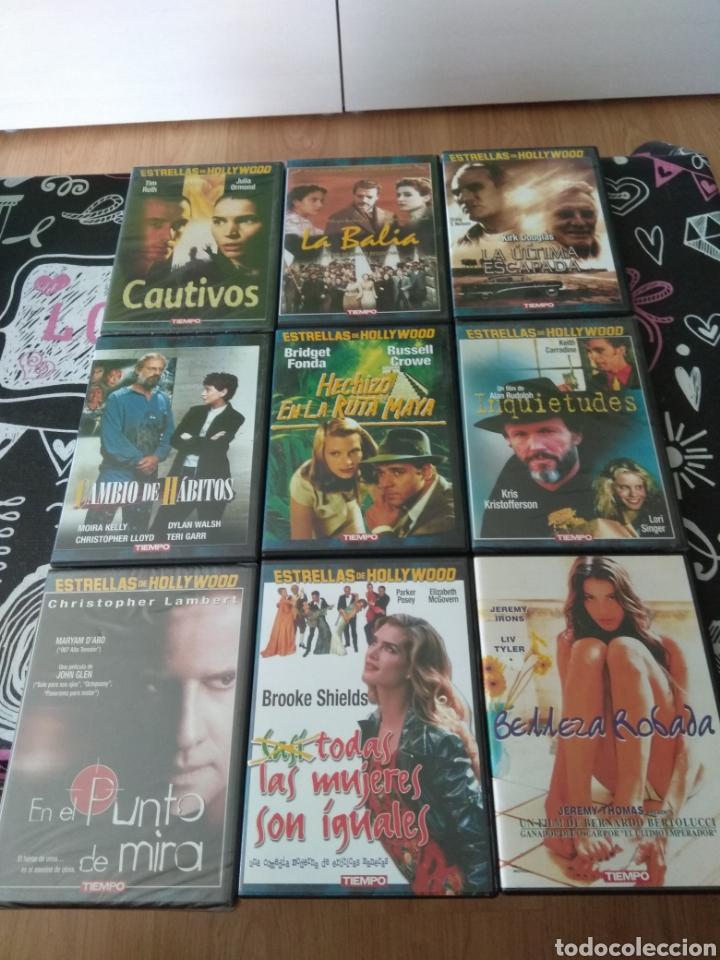 Cine: 18 peliculas dvd Coleccion Tiempo - Foto 4 - 202366902