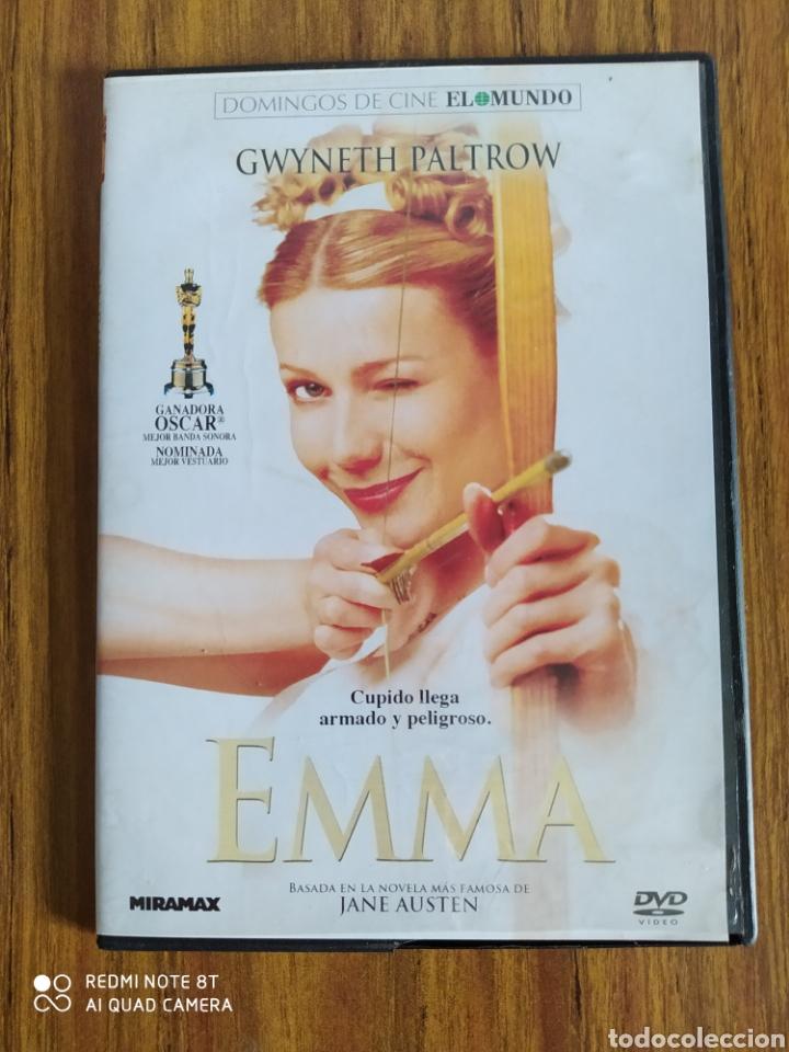 EMMA, CON GWYNETH PALTROW Y TONI COLLETE. (Cine - Películas - DVD)