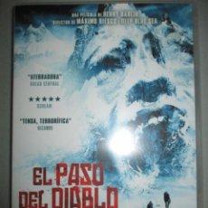 Cine: DVD - EL PASO DEL DIABLO - PEDIDO MINIMO DE 10€. Lote 202753601