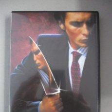 Cine: DVD - AMERICAN PSYCHO - PEDIDO MINIMO DE 10€. Lote 202753808