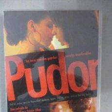 Cine: DVD - PUDOR / TRISTAN ULLOA - DAVID ULLOA - PEDIDO MINIMO DE 10€. Lote 202754106