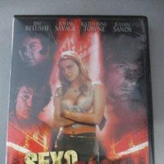 Cine: DVD - SEXO FACIL - PEDIDO MINIMO DE 10€. Lote 202754820