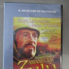 Cine: DVD - AMANECER ZULU - PEDIDO MINIMO DE 10€. Lote 203028988