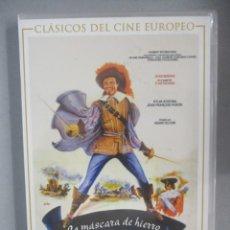 Cine: DVD - LA MASCARA DE HIERRO / JEAN MARAIS - PEDIDO MINIMO DE 10€. Lote 203030631