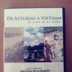 Cine: DE ASTURIAS A VIETNAM. UN VIAJE EN EL TIEMPO. Lote 203138691