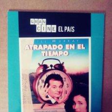 Cine: ATRAPADO EN EL TIEMPO.DVD.GRAN CINE EL PAÍS.. Lote 203147317