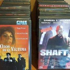 Cine: CONJUNTO DE 28 PELÍCULAS DVD EN CALIDAD LUJO / VER LAS FOTOS.. Lote 203270667